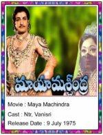 Maya Machindra