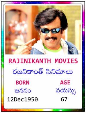 Rajinikanth Movies