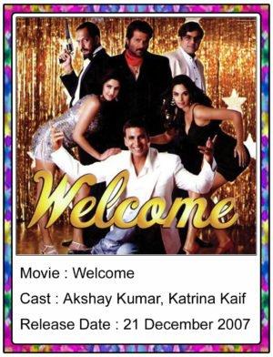 Welcome Hindi Movie in Telugu