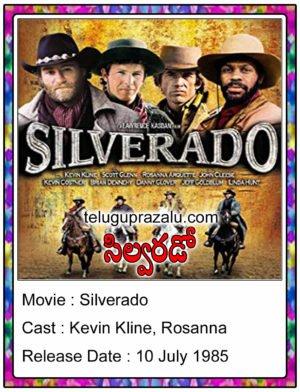 Silverado Movie