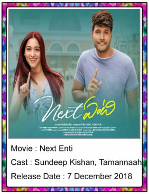 Next Enti (2018) Telugu Full Movie