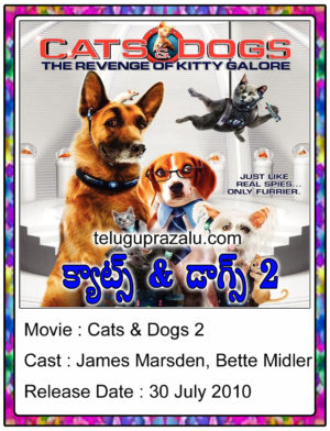 Cats & Dogs 2 2010 Movie