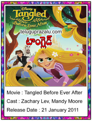 Tangled Before Ever After 2011 Movie