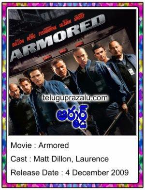 Armored Movie